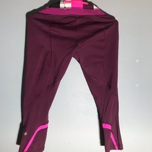 Lululemon run inspire tight